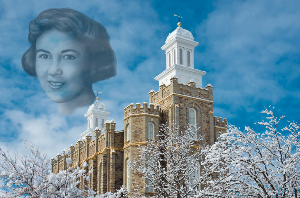 Annalee Skarin and the Logan Temple